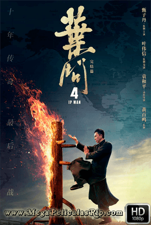 Ip Man 4, The Finale [1080p] [Chino Subtitulado] [MEGA]