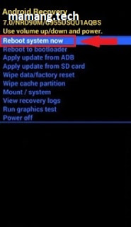 2 Cara Hard Reset Lenovo Z6 Pro