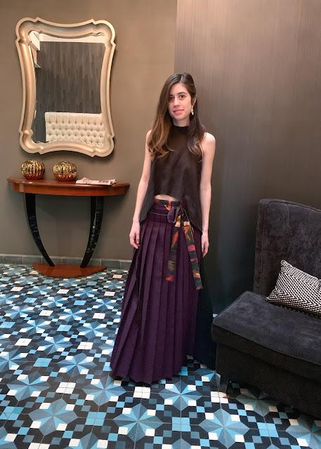 carmen rion skirt