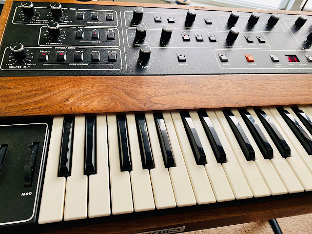 Analog Polyphonic Synth : matrixsynth sequential circuits prophet 5 rev3 2 analog synthesizer sn 1489 ~ Vivirlamusica.com Haus und Dekorationen