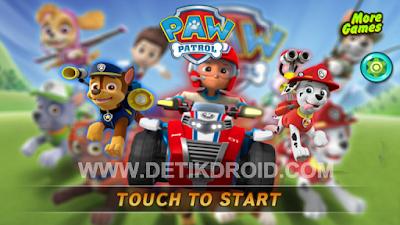 PAW Patrol Racing Mod Apk