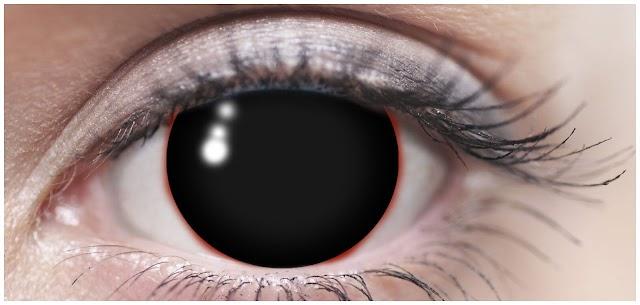 Τα μάτια των αρχαίων ανθρώπων ήταν σχεδόν μαύρα