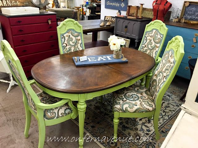 http://www.onfernavenue.com/2015/05/dining-room-table-chairs-makeover-using.html