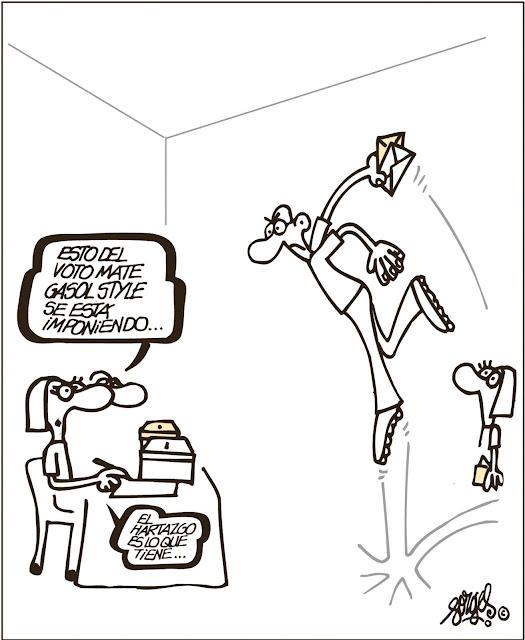 Humor en cápsulas. Para hoy domingo, 26 de junio de 2016. Elecc
