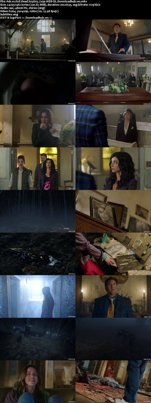 Ash vs Evil Dead S03E03 230MB WEB-DL 720p ESubs