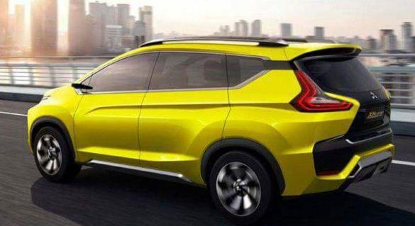 City Car Wallpaper: NEW Car Mitsubishi Xpander Wallpaper