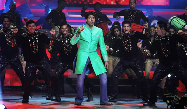 Abhishek Bachchan's Performance IIFA Awards, 2013