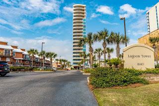 Gulf Shores AL Resort Condo For Sale, Lagoon Tower