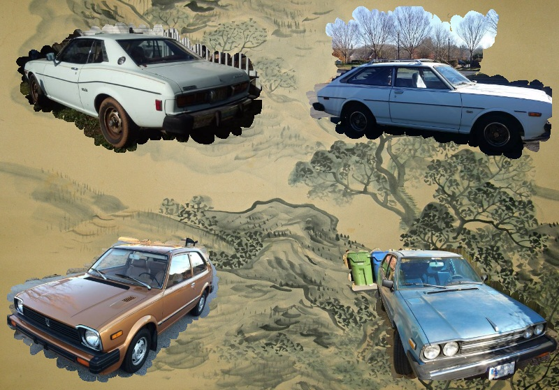 Daily Turismo A Collection Japanese Classics From Matt