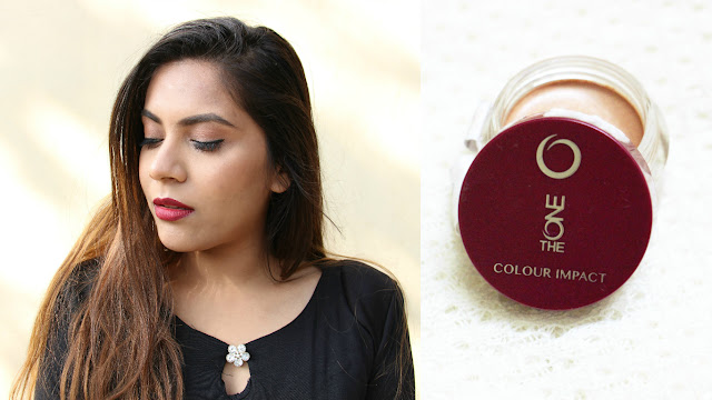 Oriflame The One Color Impact Cream Eyeshadow Price Review Swatches, best place to buy oriflame cosmetics india, best cream eyeshadow, one shadow eye look, delhi blogger, delhi beauty blogger, indian blogger, indian beauty blogger, makeup, beauty , fashion,beauty and fashion,beauty blog, fashion blog , indian beauty blog,indian fashion blog, beauty and fashion blog, indian beauty and fashion blog, indian bloggers, indian beauty bloggers, indian fashion bloggers,indian bloggers online, top 10 indian bloggers, top indian bloggers,top 10 fashion bloggers, indian bloggers on blogspot,home remedies, how to