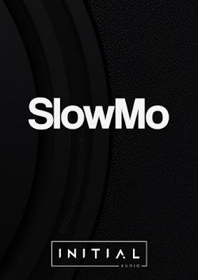 Cover do Plugin Initial Audio - SlowMo 1.0.4