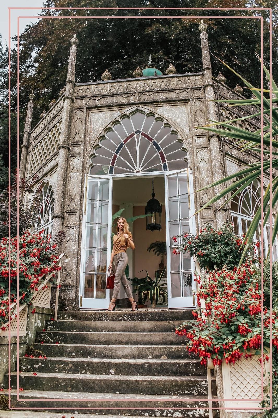 Sezincote House Fashion Blog Photoshoot