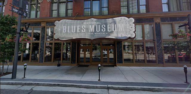 National Blues Museum (St Louis, Missouri, US)