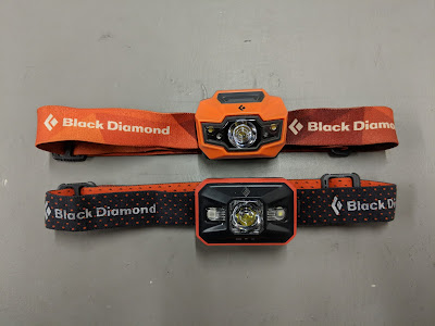 Black Diamond Storm Head Lamp