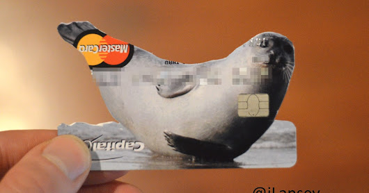 The cutest credit card
