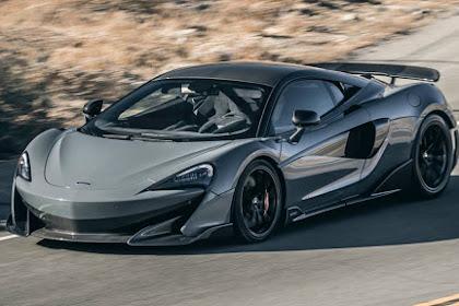2020 McLaren 600LT Review