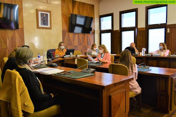 El Cabildo y los ayuntamientos trabajan en una agenda artesana para desarrollar muestras en los 14 municipios de La Palma
