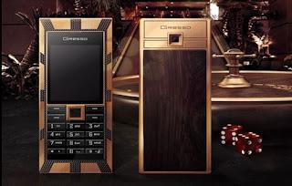 Gresso Luxor Las Vegas Jackpot Ponsel Termahal Di Tahun 2020