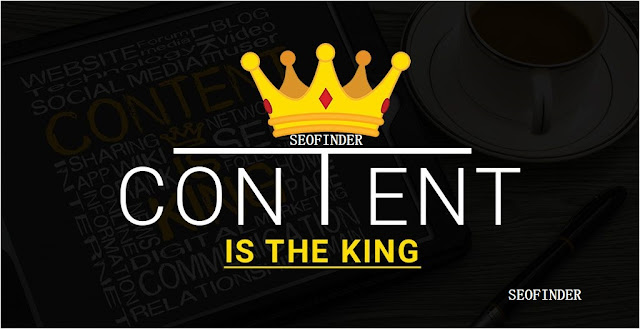 Content Used To Be a King (Content Marketing)