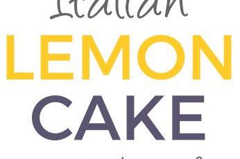 Italian Lemon Almond Flour Cake Recipe