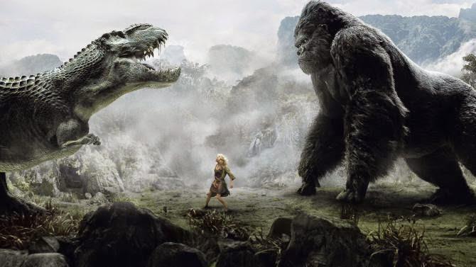Skull Island Teaser Reveals King Kong Remake At Comic Con: New King Kong 'Skull Island' Movie Announced