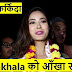 Miss Nepal Shrinkhala Khatiwada Returning Home