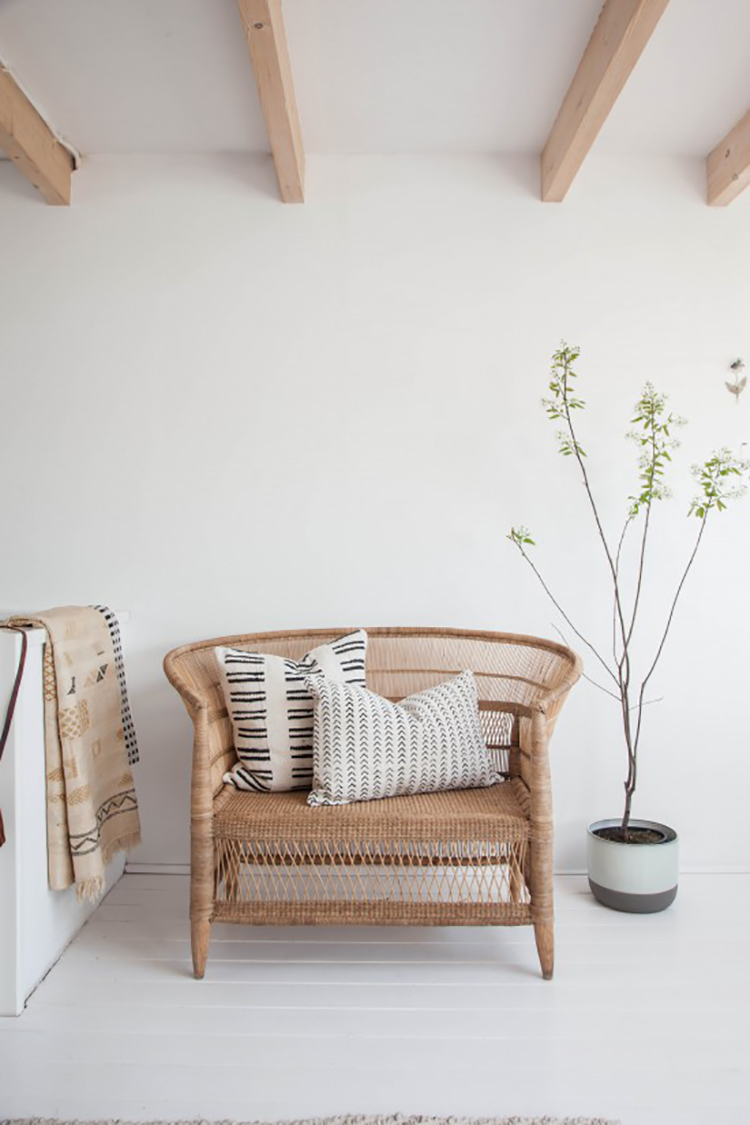 decoracion-2019-tendencias-mobiliario-ratan-mimbre