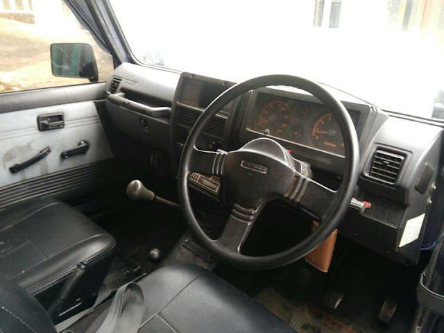 harga bekas Suzuki Katana tahun 1990