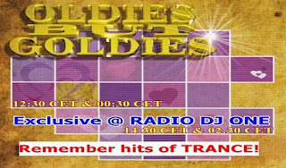New week, new trance to Oldies But Goldies