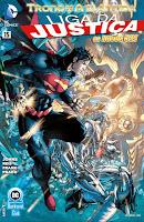 Os Novos 52! Liga da Justiça #15