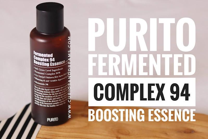 Purito Fermented Complex 94 Boosting Essence, Purito Fermented Complex 94 Boosting Essence review, Purito Essence, Purito Essence review, Purito Essence india, Purito india