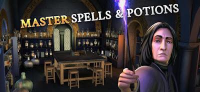 Harry Potter: Hogwarts Mystery gameplay