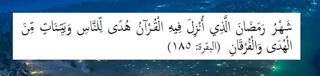 Bulan Ramadhan Dan Keutamaannya