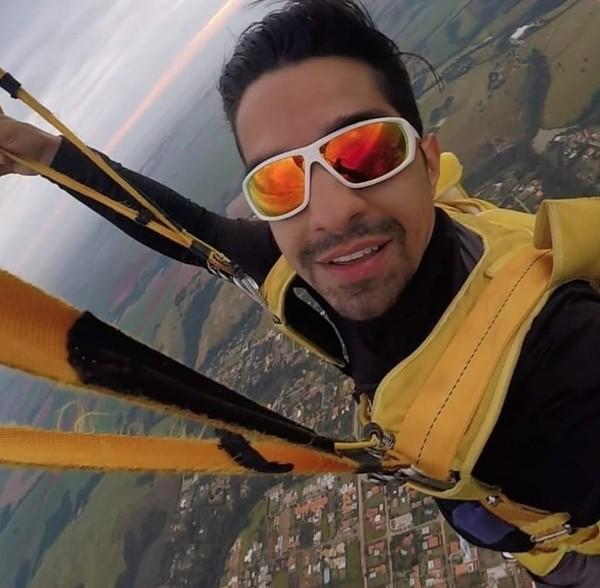 Paraquedista morre durante salto em Boituva - Adamantina Notìcias