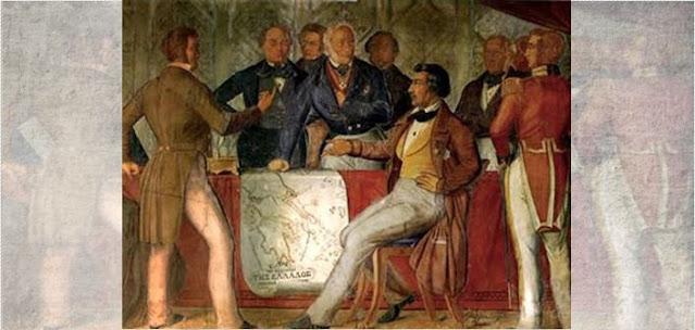 3 Φεβρουαρίου 1830 - H γενέθλια ημέρα του ελληνικού κράτους