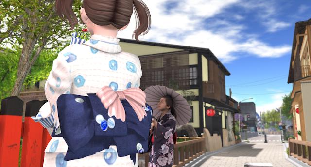 ***Ambrosia*** Summer Kimono @Okinawa Summer Fes'19