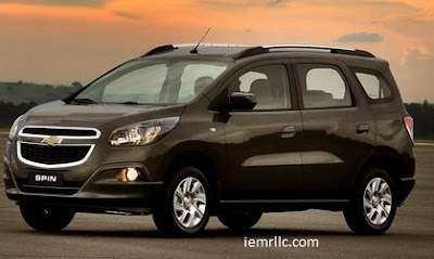Harga Chevrolet Spin, Review Kelebihan dan Kekurangannya