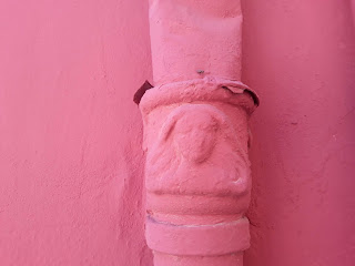 Bafomet en la Calle Berenguer de Marquina nº 11, Alicante.