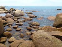 Objek Wisata Pantai Kura-kura Bengkayang