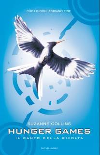 copertina Il canto della rivolta Hunger Games Suzanne Collins