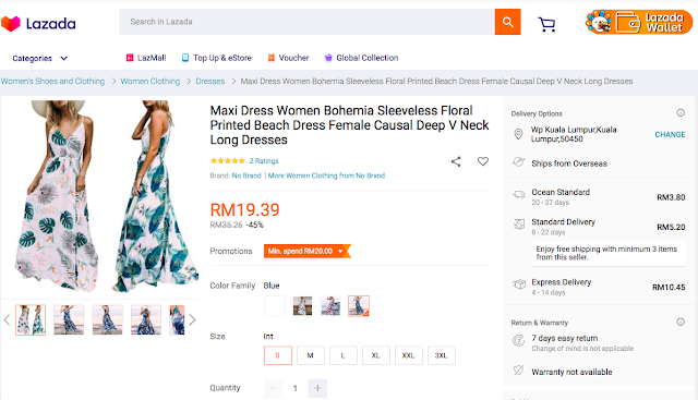 Malaysia online shopping discount
