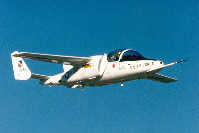 Fairchild T-46 Edwards Air Base