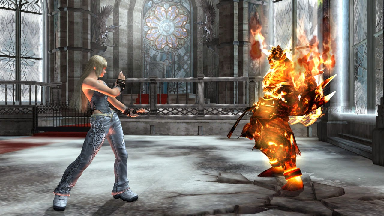 Tekken-5-Gameplay-3