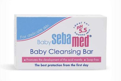 Sebamed Baby Cleansing Bar (150g)