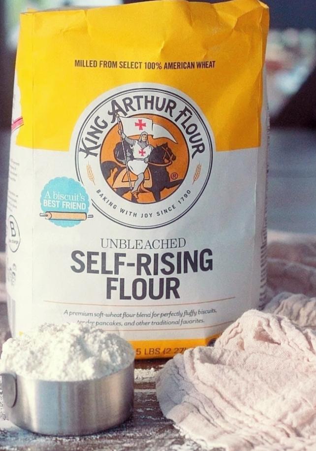 Raising Agents - yeast and Baking powder