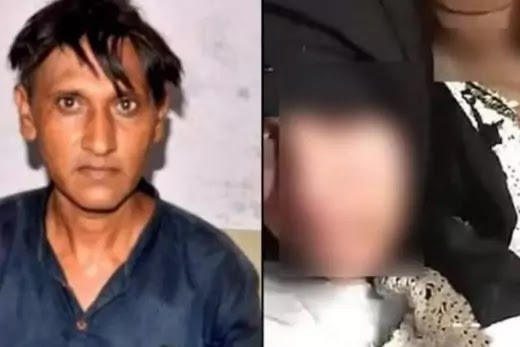 Indian man's heinous act the video of the rape of a minor Afghan girl went viral