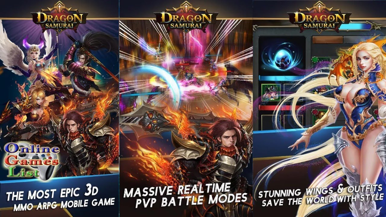 Dragon Samurai MOD APK Terbaru