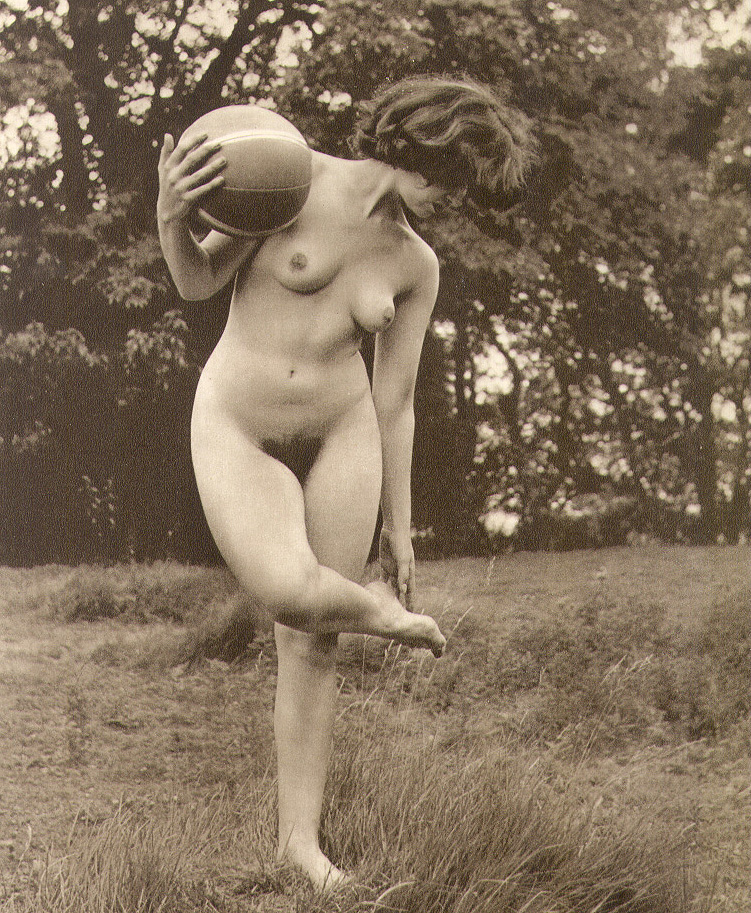 Final, sorry, French naturalist nude already