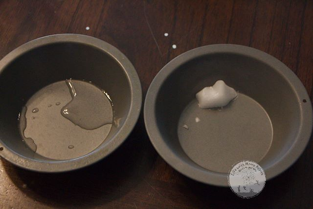 Dry Ice Sublimation vs Real Ice Melting