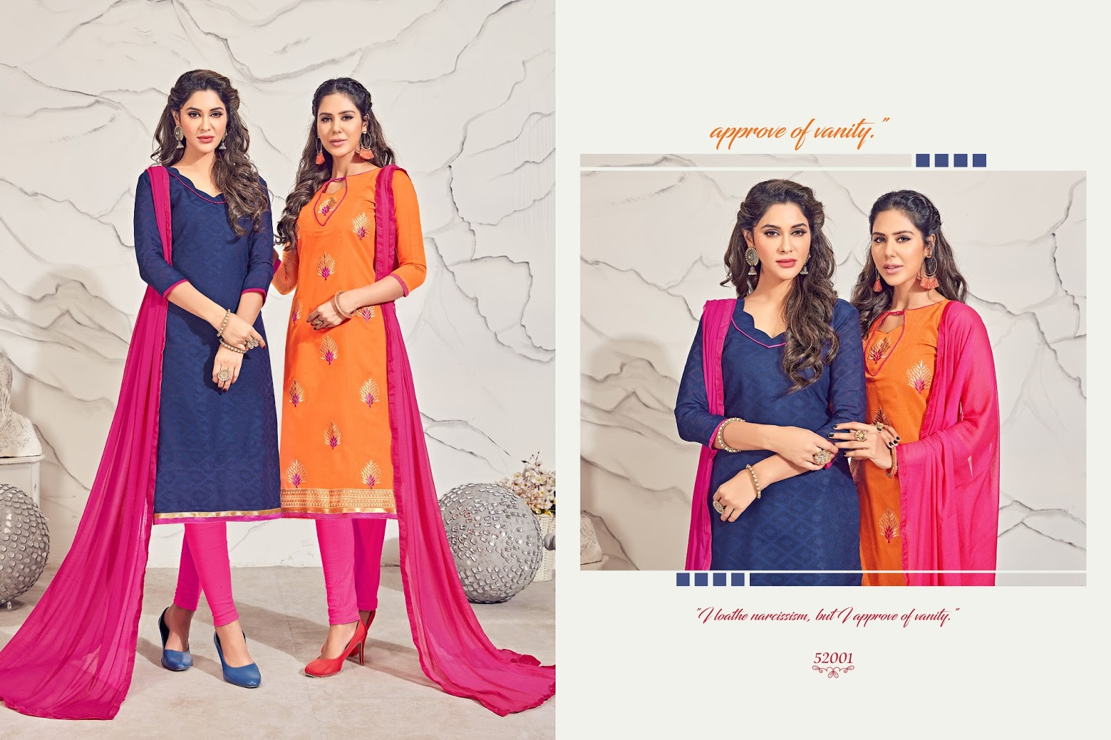 Kavya 52-Dreams-6-New Arrival Chanderi Silk Dress Material